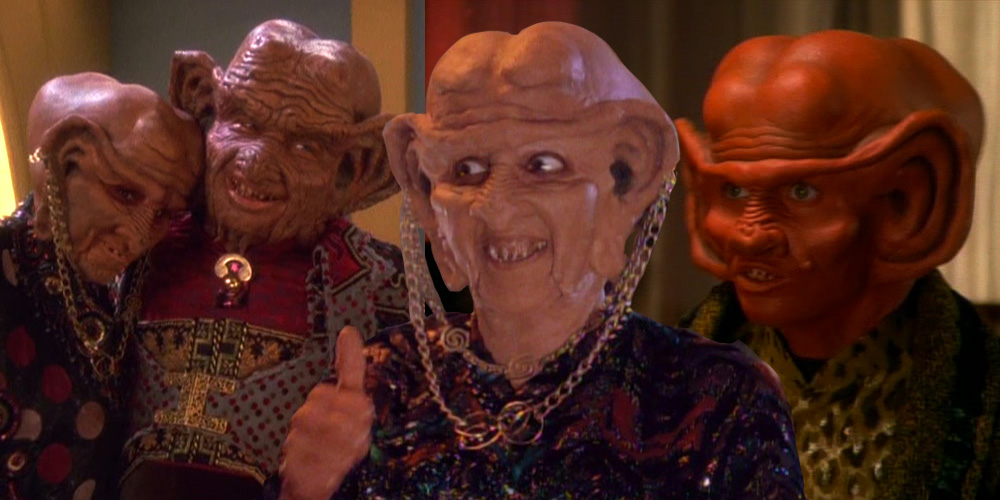 Quark Star Trek Episode 7: The Ferengi...