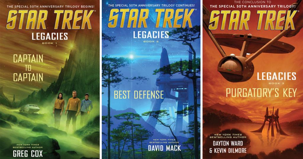 legacies book covers