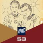 cover art from Spockanalia fanzine