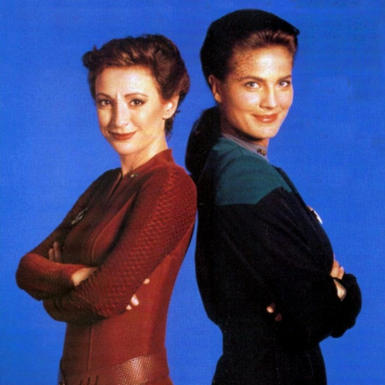 The Women Of Deep Space Nine Taught Me Resistance Women At Warp